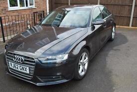 Selling Audi A4 SE Technik TDII 136 2012(62) - £9999 ONO