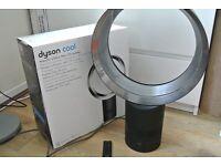 Dyson AM06 12 inch Cool Desk Fan - Quiet! Original Box & Remote Included - Very Good Condition