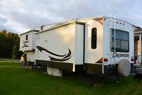 Amazing 2012 Fifth Wheel for sale
