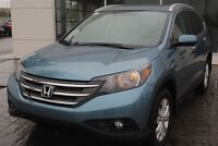 2014 Honda CR-V Touring *Local traded-in, Carproof Clean*