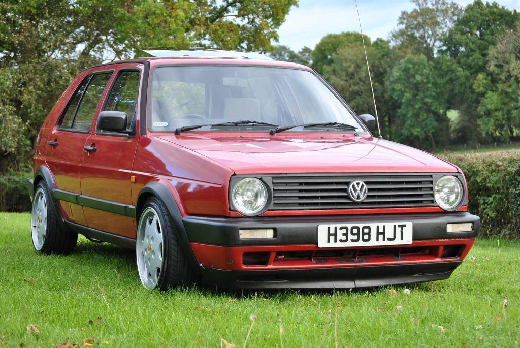 vw golf mk2 1 6 td turbo diesel in cranleigh surrey gumtree. Black Bedroom Furniture Sets. Home Design Ideas