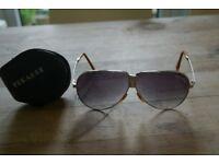 Ferarri fold out sunglasses - vintage item