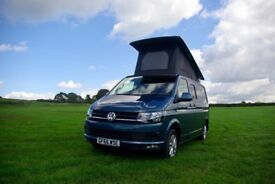 66 VW TRANSPORTER T6 HIGHLINE CAMPERVAN (LOW MILEAGE!, NEW CONVERSION, 4 berth)
