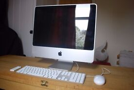 Apple iMac (20-inch, Mid 2007) - Excellent Condition - Includes clean install of OS X El Capitan