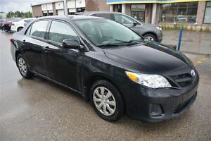2012 Toyota Corolla CE/ENHANCED CONVENIENCE/HEATED SEATS/AUTOMAT