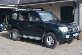 Toyota Landcruiser Colorado D4D