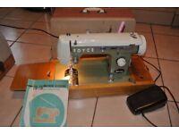 ROYCE Solid Metal Body zig zag Sewing machine