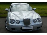 DIESEL*** Jaguar S-Type 2.7 D V6 Auto SE 4dr*** HUGE SPEC** FREE AA WARRANTY** £0 DEPOSIT FINANCE