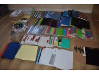SCHOOL AND OFFICE SUPPLIES £20 GREAT BARGAIN!!!