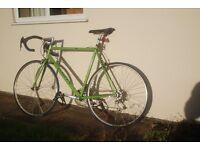 bicycle Dawes Giro 500 road bike