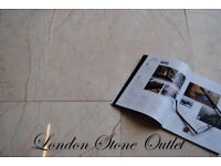 Crema Rosalia Polished Marble 61x30cm Tiles (27m2 JOBLOT DEAL)