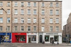 FESTIVAL: Bright 4 bedroom flat located on Nicolson Street in the Newington area of the City
