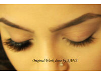 Individual Eyelash extension Professional & Exprience
