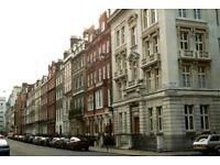Studio flat in Harley Street, London, W1G