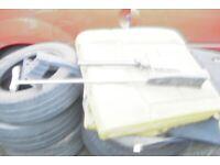 underfloor heating pipe stapler and a few hundred staples app 800 staples 50mm