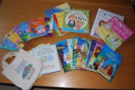 Selection of 26 kids books