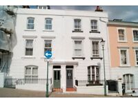 VERY LARGE NEWLY REFURBISHED 1 BEDROOM MAISONETTE WITH BALCONY IN BOURNEMOUTH TOWN CENTRE