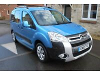 Citroen Berlingo Multispace XTR 1.6HDI Blue