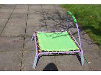 Child's Indoor/Outdoor Trampoline