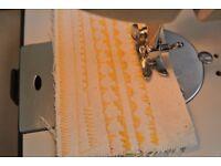 Jones 949 Zig zag MULTI Decorative STITCH Sewing machine with Cams Machine & Attachments