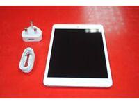 Apple iPad Mini 16GB WiFi White/Silver £125