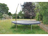 FREE to a good home 12ft JumpKing Trampoline!