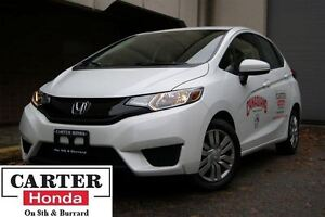2016 Honda Fit LX + LOW KMS + BLUETOOTH + BACKUP CAM!