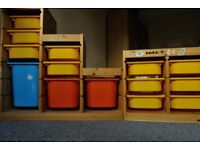 Ikea furniture for kids' toys