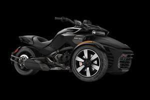 2017 can-am Spyder F3-S SM6