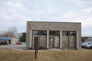 2000 sq ft right on Highway 7!