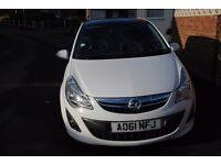 VAUXHALL CORSA LIMITED EDITION 1.2 PETROL 2011 MOT OCTOBER 2017 5 DOOR FSH ONLY £3695