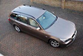 BMW E61 525D SE 2005 Touring Automatic 93K Miles FSH