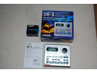 Dr Rhythm DR3 drum machine