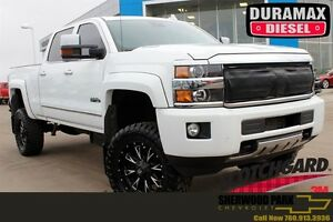 2015 Chevrolet SILVERADO 3500HD High Country| Cust BDS Susp/20 R