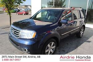 2015 Honda Pilot Touring *Clean Carproof, Local Trade-In*