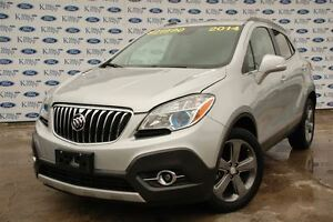 2014 Buick Encore Convenience, Encore Partial Leather