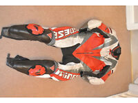 Dainese 1 piece leather suit