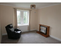 Spacious first floor flat near Dumfries town center for rent. Recently refurbished.