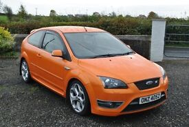 Ford Focus ST 2 2.5 petrol turbo low miles 225bhp
