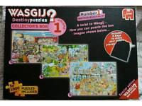 Wasgij Collectors Box Volume 1