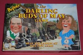 'The Darling Buds Of May' Board Game