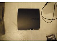 PS3 500GB + 24 Games