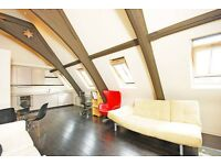 NW8, 1 bed, CHURCH CONVERSION CHARACTER FEATURES and MODERN FIXTURES and FITTINGS