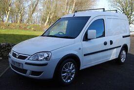 2011 Vauxhall combo se 1.3cdti low miles 83k miles 1 owner fsh