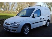 2011 Vauxhall combo se 1.3cdti low miles 83k miles 1 owner fsh