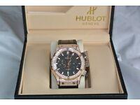 hublot big bang with diamonds chronograph not ap cartier rolex