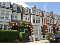 Lower ground floor one bedroom apartment with own private entrance in a period conversion.