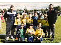 Gosport borough u8s players needed