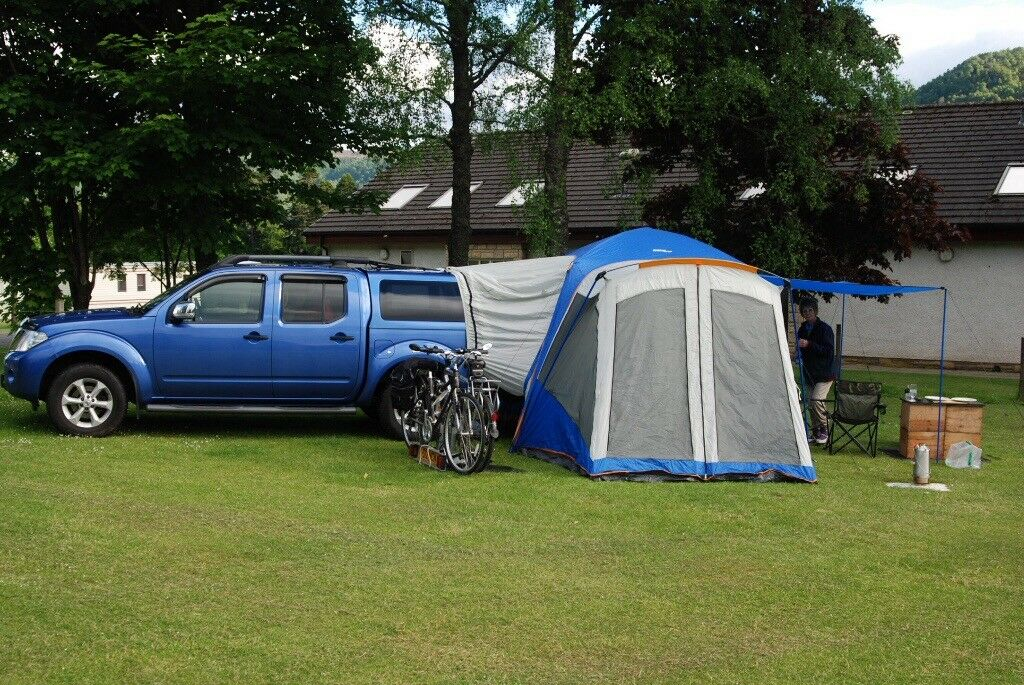 Tent With Sunscreen For Suv In St Andrews Fife Gumtree