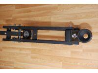 EZ JIB ARM Modular Portable Camera Crane 100mm ball head